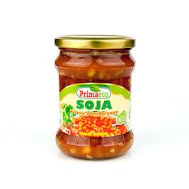 Soja w sosie pomidorowym Primaeco
