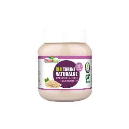 BIO Tahini naturalne 100% sezamu