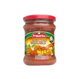 """Gulasz wegetariański """"Weguś"""" Primavika"""