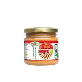 Hummus z suszonymi pomidorami BIO