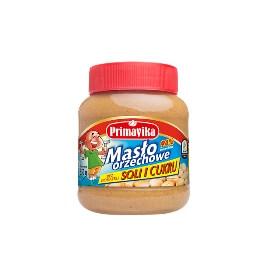 Masło orzechowe bez dodatku soli i cukru Primavika