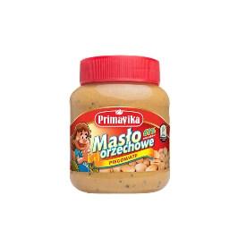 Masło orzechowe piegowate Primavika