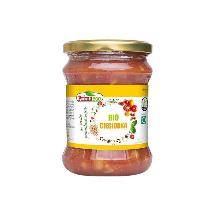 Cieciorka w sosie pomidorowym Primaeco