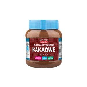 Masło orzechowe kakaowe Primavika